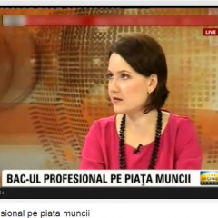 Bac-ul profesional pe piata muncii – The Money Channel
