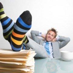 [Infografic] 60% din timpul petrecut la serviciu este cu adevarat productiv
