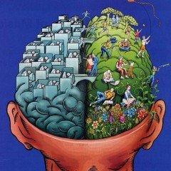 Left Brain vs. Right Brain [Infographic]