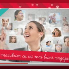Echipa ABC Human Capital a pregatit un clip special de Sarbatori