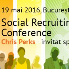 ABC Human Capital te invita pe 19 mai la  Social Recruiting Conference