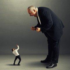 6 semne ca seful tau nu este un lider puternic
