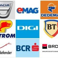 TOP: Cele mai valoroase branduri romanesti