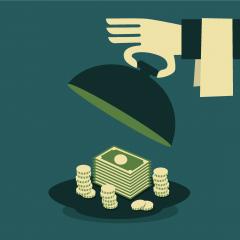 Salariile nete vor scădea după trecerea contribuţiilor de la angajator la angajat