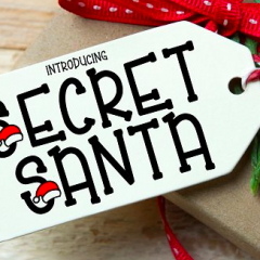 Un altfel de Secret Santa la job