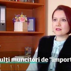 Criza de angajaţi din România atrage tot mai mulţi muncitori din Asia