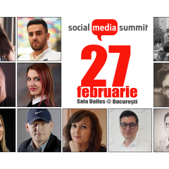 Despre social media bine facut vor vorbi specialiștii pe 27 Februarie