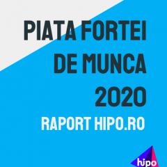 Piata fortei de munca 2020 | Raport