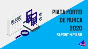 Piata fortei de munca 2020 | Raport Hipo.ro
