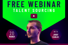 Talent Sourcing Webinar cu Josef Kadlec