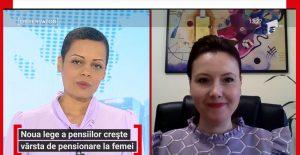 Corina Diaconu interventie Observator