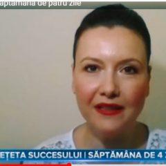 Saptamana de patru zile incepe sa fie de interes si in Romania