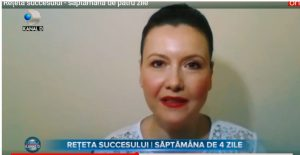 Corina Diaconu interventie Kanald D