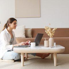 Munca remote: Cum sa lucrezi organizat si eficient de acasa